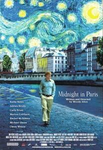 Midnight in Paris de Woody Allen (Comentario de Merce Férriz Gil y Frances Vieta Pascual).