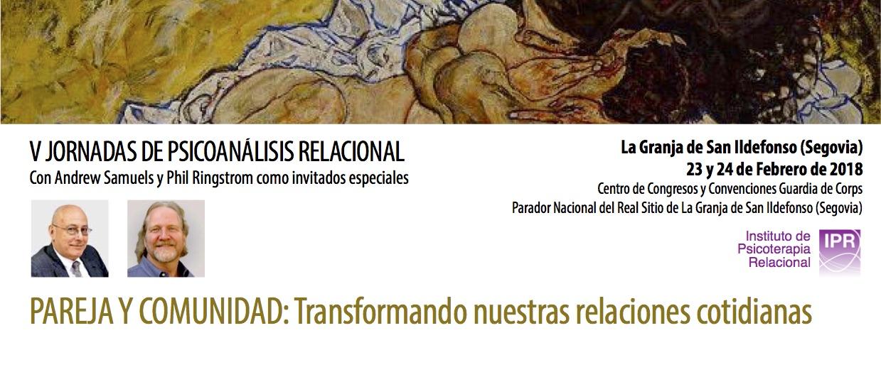 1a. Conferencia Iberica IARPP: Cáceres, 2014