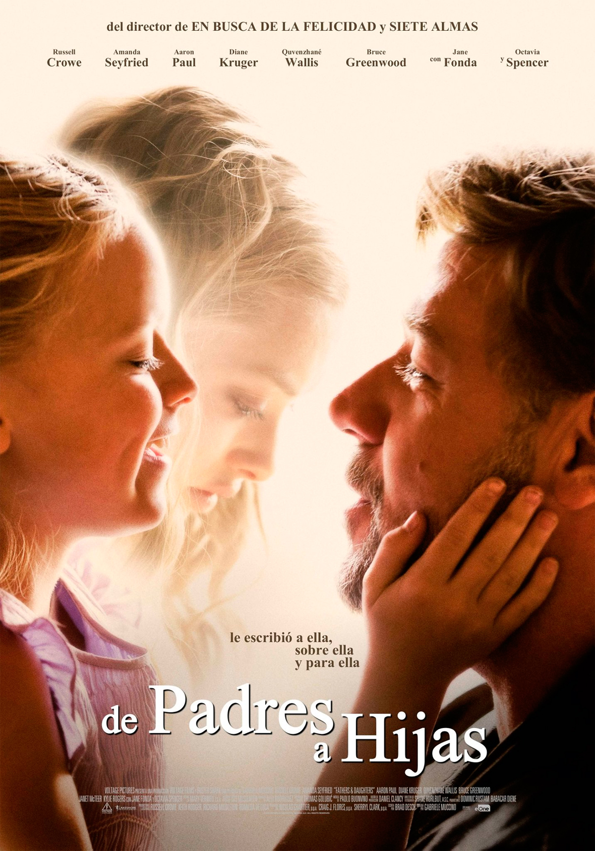 Fathers and Daughters (Padri e figlie)